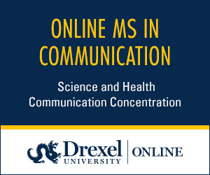 Drexel Science and Health Communication Concentration